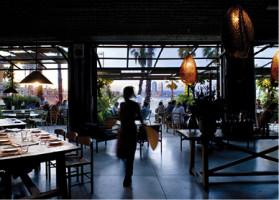 Restaurante Gallito_sala