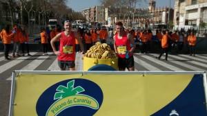 Maraton Barcelona_Platano2